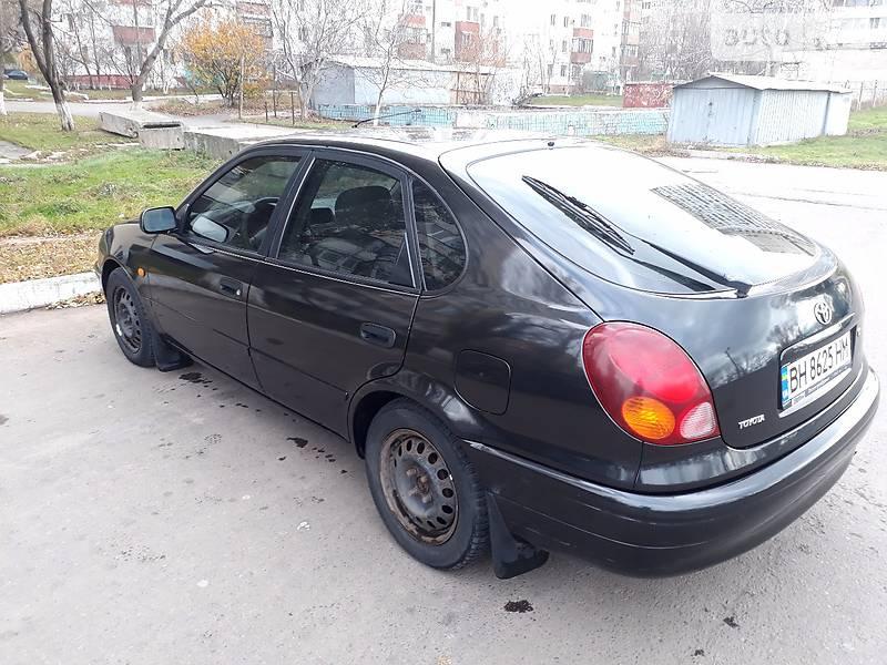 Toyota Corolla 1998 года