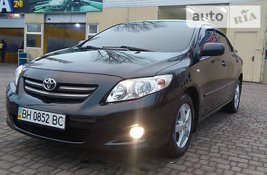 Toyota Corolla 1.6 АТ XLI Limited 2009