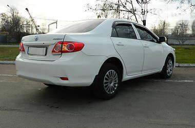 Toyota Corolla Комфорт 2012