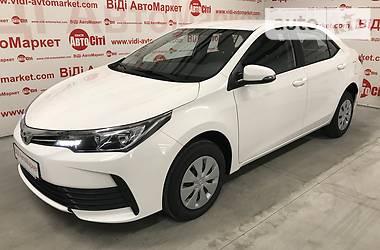 Toyota Corolla LIVE 2017