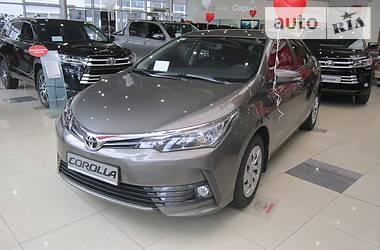 Toyota Corolla Active 2018