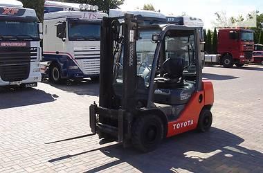 Toyota FD 8FDF25 SAS 2009