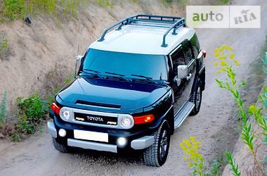 Toyota FJ Cruiser FULL 2007