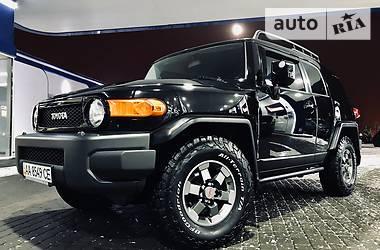 Toyota FJ Cruiser TRD Special Edition 2007