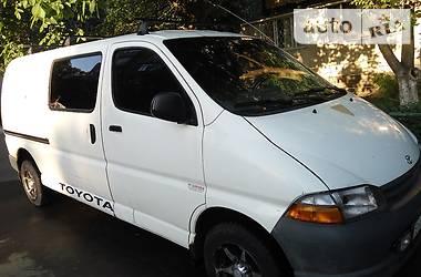 Toyota Hiace груз.  1996