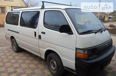 Toyota Hiace пасс.  1995