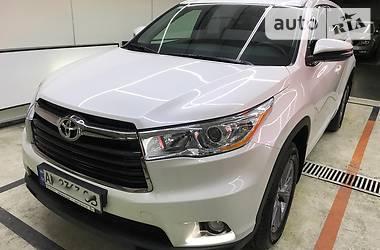Toyota Highlander FULL 2017