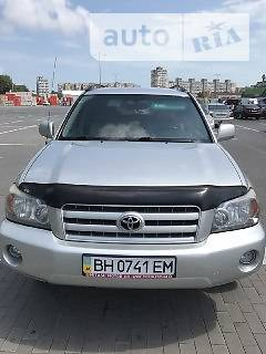 Toyota Highlander 2006 року