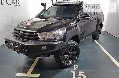 Toyota Hilux OFFROAD 2015