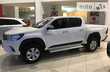 Toyota Hilux Active 2017