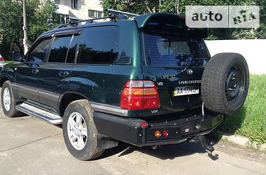 Toyota Land Cruiser 100 ARB 1998