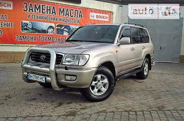 Toyota Land Cruiser 100 Vip 2001