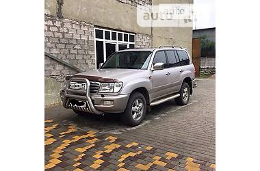Toyota Land Cruiser 100  2006