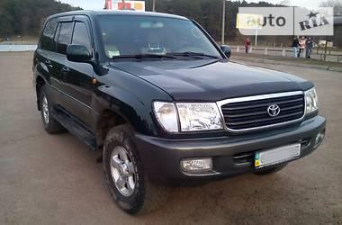 Toyota Land Cruiser 100 4.2 2001