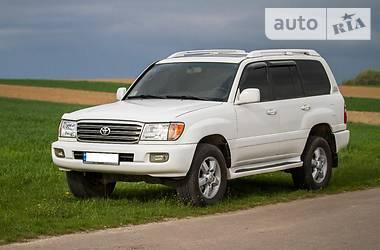 Toyota Land Cruiser 100  2005