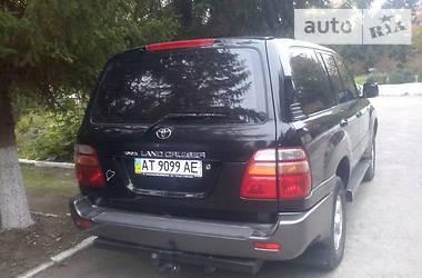 Toyota Land Cruiser 100  2000