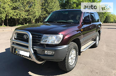 Toyota Land Cruiser 100  2003