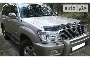 Toyota Land Cruiser 100  2001