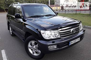 Toyota Land Cruiser 100 4.2 VX 2006