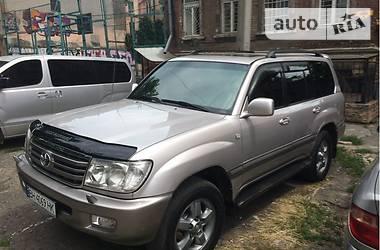 Toyota Land Cruiser 100 vx 2001