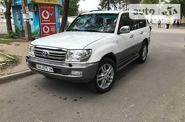 Toyota Land Cruiser 100 4.2 turbo  2000