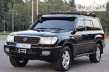 Toyota Land Cruiser 100 4.7  2000