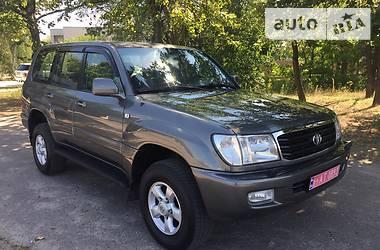 Toyota Land Cruiser 100 24 TDI 2000