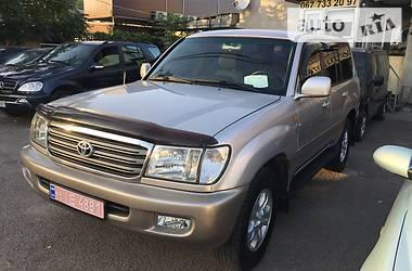 Toyota Land Cruiser 100 официальный 2004