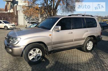 Toyota Land Cruiser 100  2004