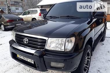 Toyota Land Cruiser 100  2002