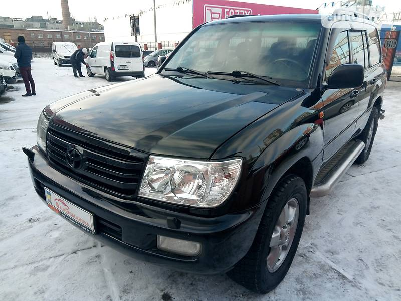 Toyota Land Cruiser 2005 року