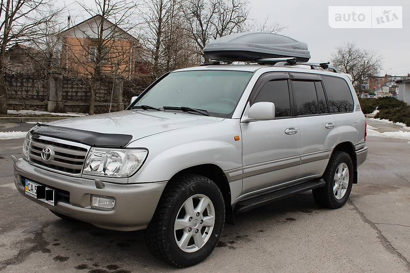 Toyota Land Cruiser 2006 року