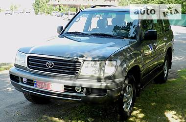 Toyota Land Cruiser 105 GX 1998