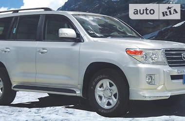 Toyota Land Cruiser 200 БРОНЬ В6 2014