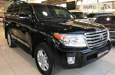 Toyota Land Cruiser 200 Бронь B6/B7 2015