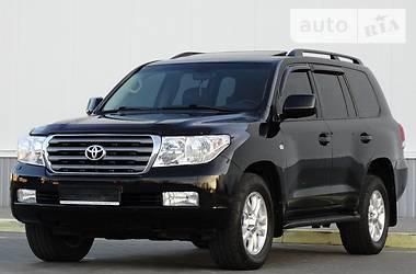 Toyota Land Cruiser 200 7mest 2008