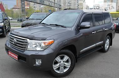 Toyota Land Cruiser 200 PREMIUM 7 2013