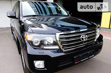 Toyota Land Cruiser 200 BROWNESTONE 2014