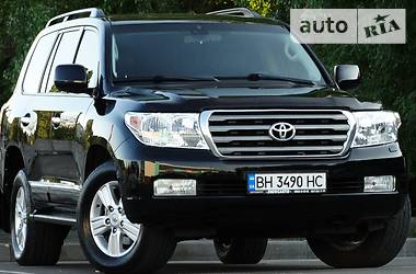 Toyota Land Cruiser 200 EVROPA//IDEAL 2008