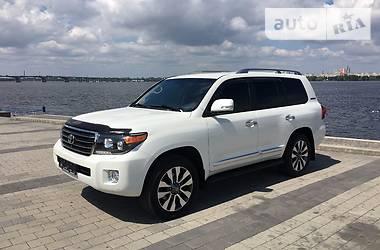 Toyota Land Cruiser 200 BROWNSTONE 2014