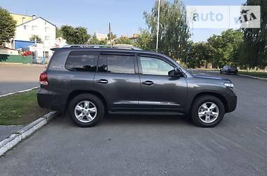 Toyota Land Cruiser 200 60 Anniversary 2011
