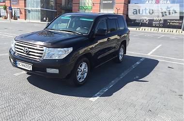 Toyota Land Cruiser 200 PREMIUM 2008