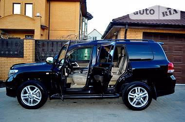 Toyota Land Cruiser 200 /// 4.5 ///  2009