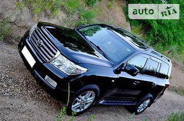 Toyota Land Cruiser 200 /// 4.5 ///  2009