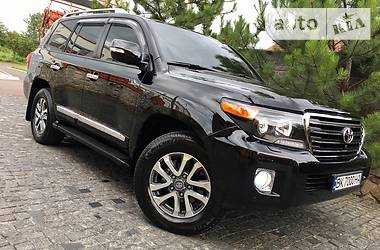 Toyota Land Cruiser 200 BROWNSTONE 2015