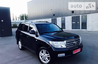 Toyota Land Cruiser 200 EUROPA DIESEL 2008