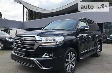 Toyota Land Cruiser 200 Special Edition 2016