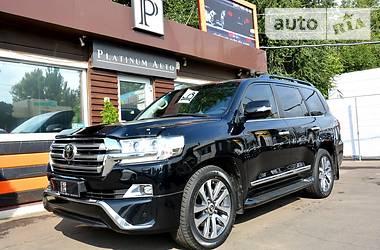 Toyota Land Cruiser 200 Premium 2016