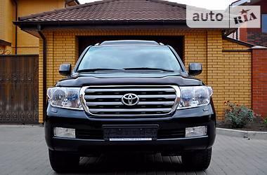 Toyota Land Cruiser 200 TURBO DIESEL EUROPA 2012