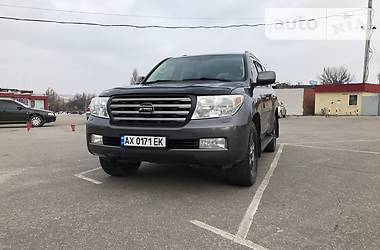 Toyota Land Cruiser 200 TRD 5.7 2007